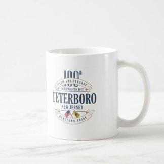 Teterboro, caneca do aniversário de New-jersey