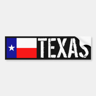 Texas Adesivo Para Carro