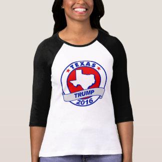 texas Donald Trump 2016.png Camisetas