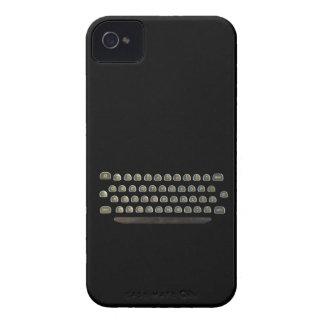 Texto a maneira antiquado capa para iPhone