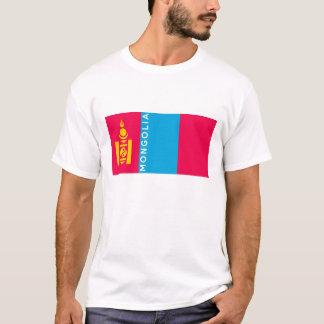 texto do nome do símbolo da bandeira de país de camiseta