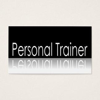 Texto reflexivo - cartão de visita pessoal do