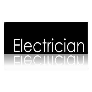 Texto reflexivo - eletricista - cartão de visita