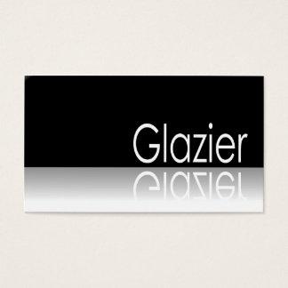 Texto reflexivo - vidraceiro - cartão de visita