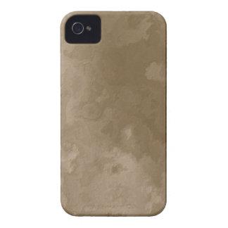 Textura 2 TPD de Brown Capas Para iPhone 4 Case-Mate