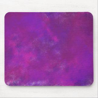 Textura abstrata do roxo mouse pad