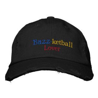 Textura & amante de Spirit_Bazz-ketball da equipe Boné Bordado