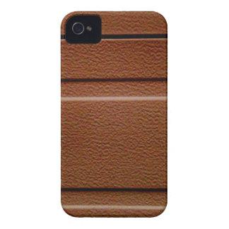 Textura Brown MF Capinha iPhone 4