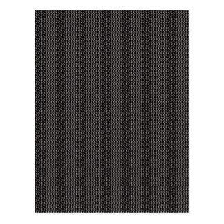 Textura cinzenta elegante cartão postal