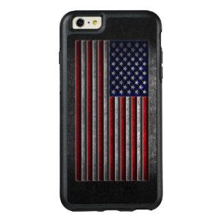 Textura da pedra da bandeira americana