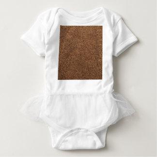 textura da pimenta preta body para bebê