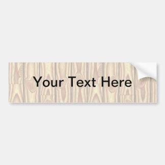 Textura de madeira adesivo para carro