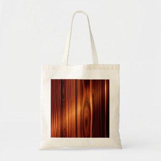 textura de madeira colorida madeira envernizada sacola tote budget