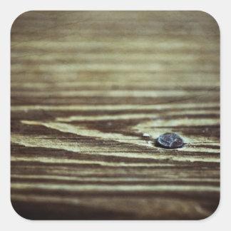 Textura de madeira da grão adesivos