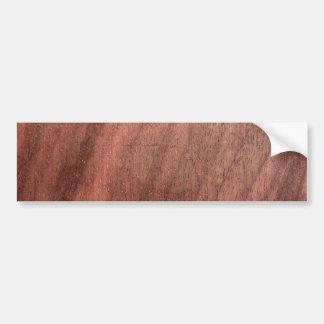 Textura de madeira escura adesivo para carro