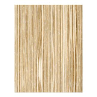 textura de madeira modelos de panfleto