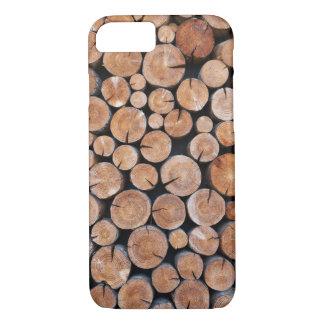 textura de madeira natural mim capas de telefone