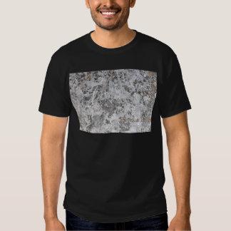 Textura de mármore do molde camiseta