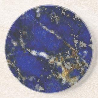 Textura de pedra: Lazuli de Lapis Porta Copos De Arenito