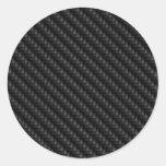 Textura firmemente tecida da fibra do carbono da adesivo