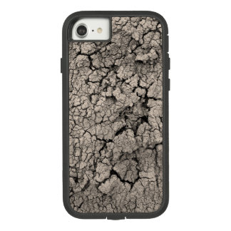 Textura legal da terra rachada capa iPhone 8/ 7