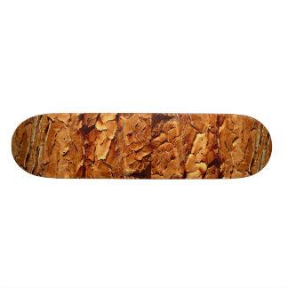Textura original da árvore do Quiver Skate