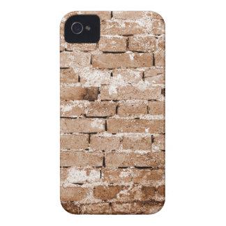 Textura velha da parede de tijolo capa para iPhone 4 Case-Mate