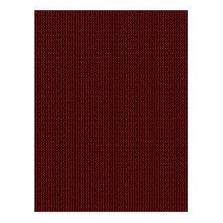 Textura vermelha cartão postal
