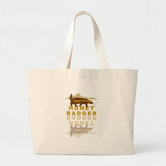 Texugo de mel bolsa