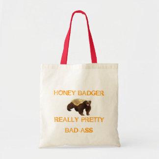 Texugo de mel bolsa para compra