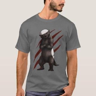 Texugo de mel camiseta