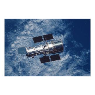 TGV do telescópio espacial de Hubble Arte De Fotos