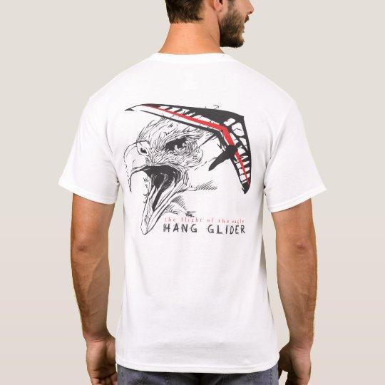The flight of the eagle camiseta