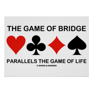 The Game da ponte paraleliza The Game da vida Poster