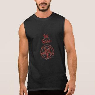 The Goat (logo) Camiseta Sem Manga