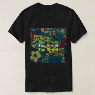 The Street grafitti logótipo Camiseta