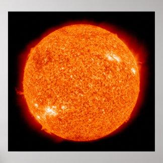 The Sun Pôster