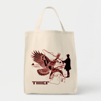 The-Thief-1-A Sacola Tote De Mercado