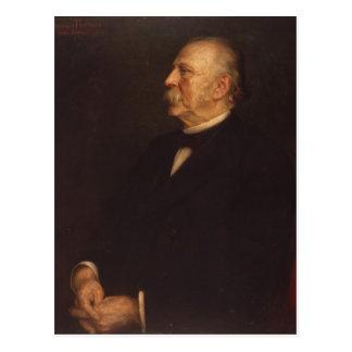 Theodor Fontane Cartão Postal