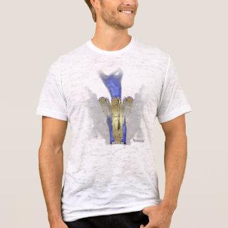 Thoth fuma a camisa da neutralização dos homens