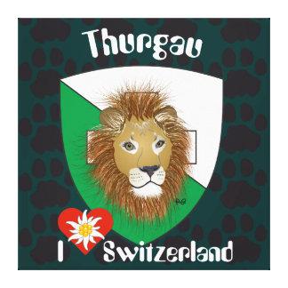 Thurgau Suíça Switzerland linho