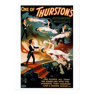 """Thurston - """"como cartão de uma nuvem de"""