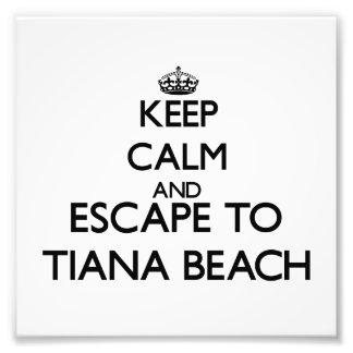 TIANA-BEACH33630226.png Impressão Fotográficas