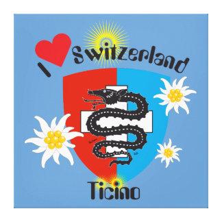 Ticino Suíça Suisse Svizzera Svizra linho