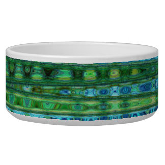Tigela Bacia cerâmica do animal de estimação do plâncton