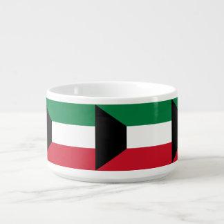 Tigela Bandeira de Kuwait
