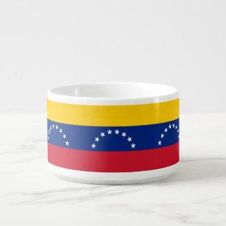 Tigela Bandeira de Venezuela
