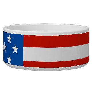Tigela Bandeira nacional de Estados Unidos