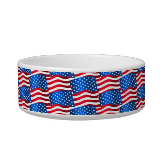 Tigela Bandeiras dos EUA