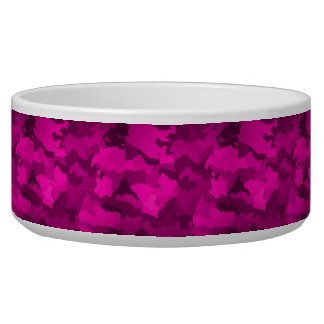 Tigela Camo cor-de-rosa